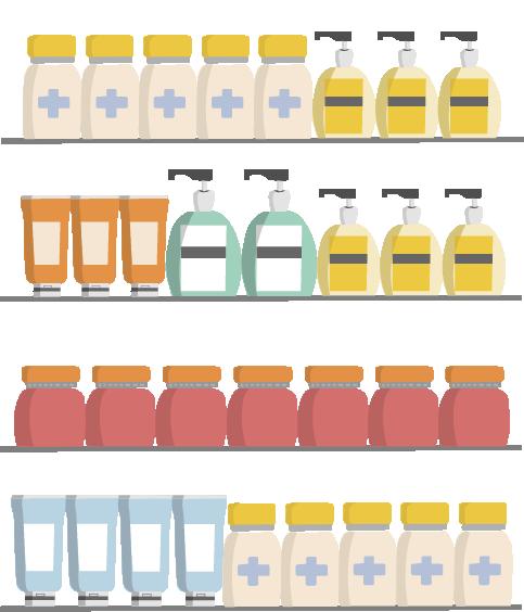 Merchandising en pharmacie - Coaching